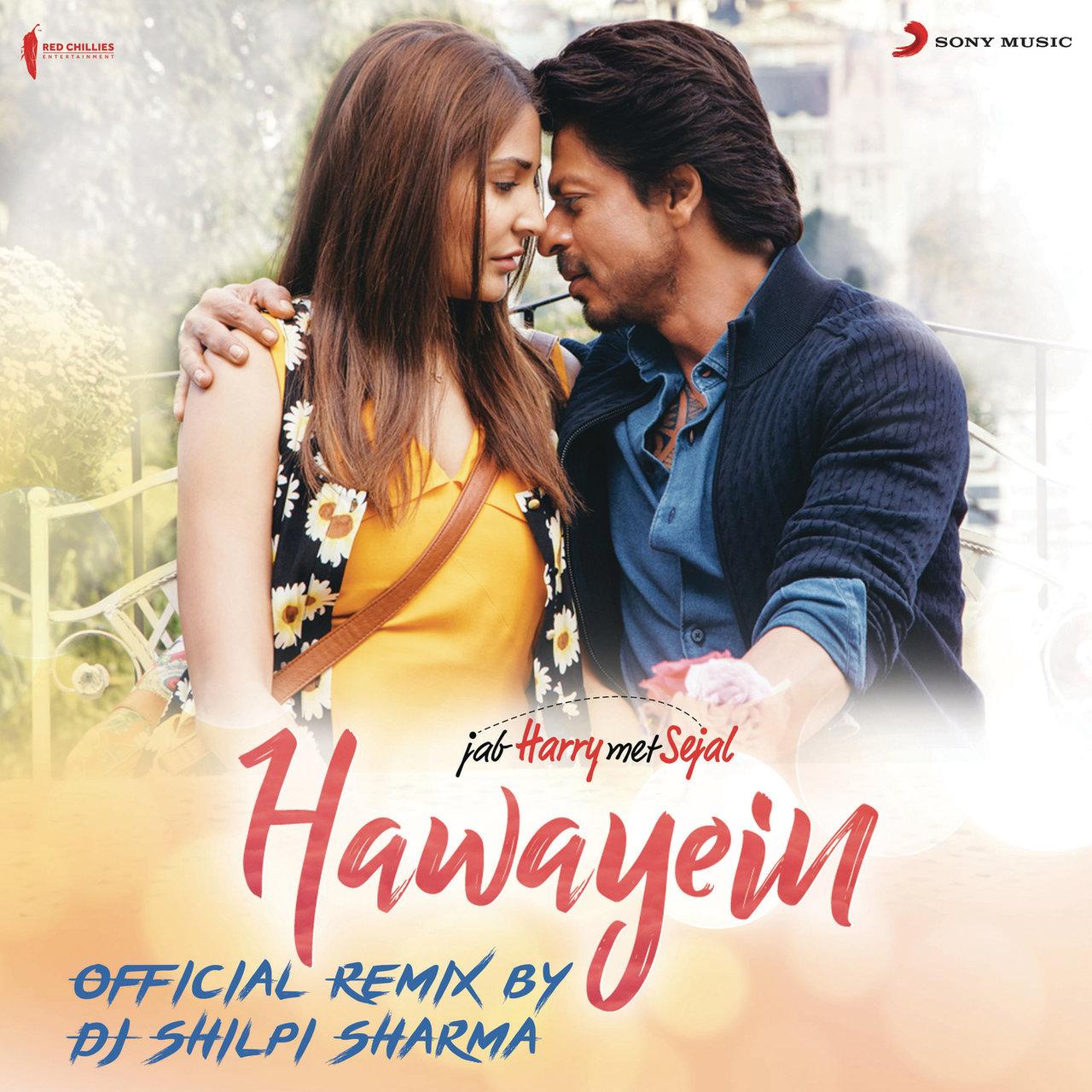 Hawayein Jab Herry Met Sejal Lyrics