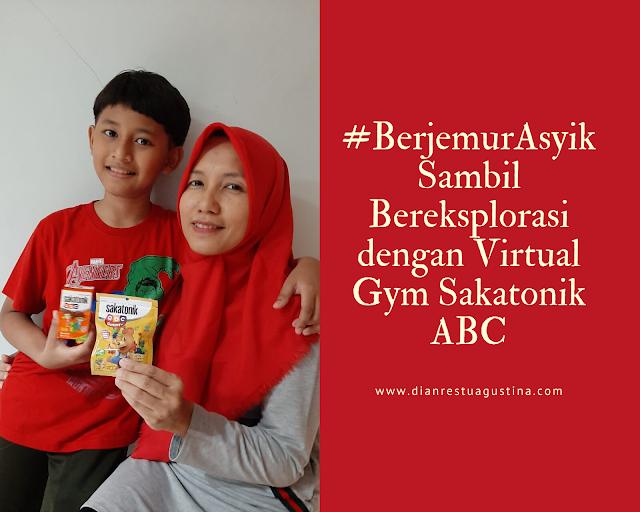 Virtual Gym Sakatonik ABC