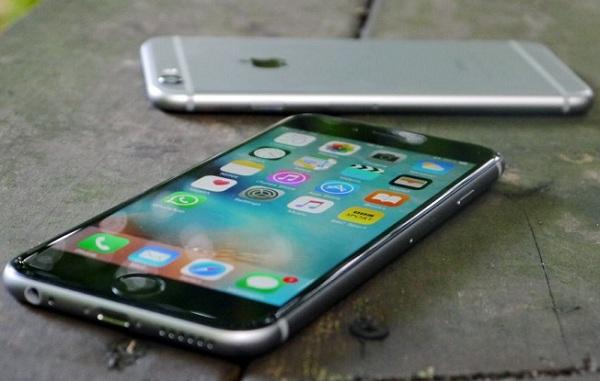Chi cho thay man hinh iPhone 6 6S gia re tai HCM cho ban