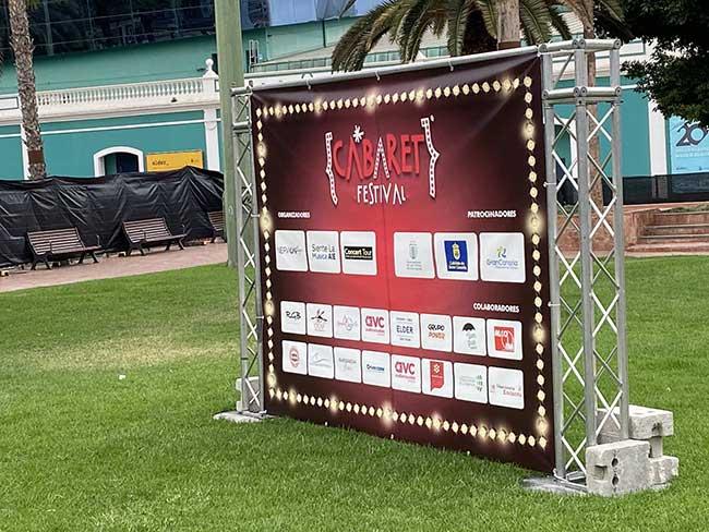Se van suspendiendo las actuaciones previstas en el Cabaret Festival de Las Palmas de Gran Canaria