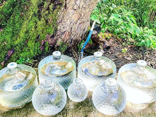 Rain Water Selling
