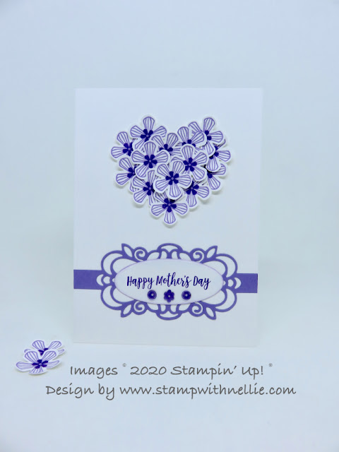 Thoughtful Blooms Stampin' Up!