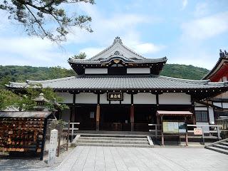 清水寺水求堂