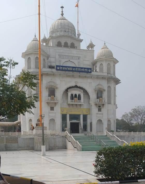 गुरुद्वारा रकाब गंज का इतिहास (History of  Gurudwara Rankab Ganj)