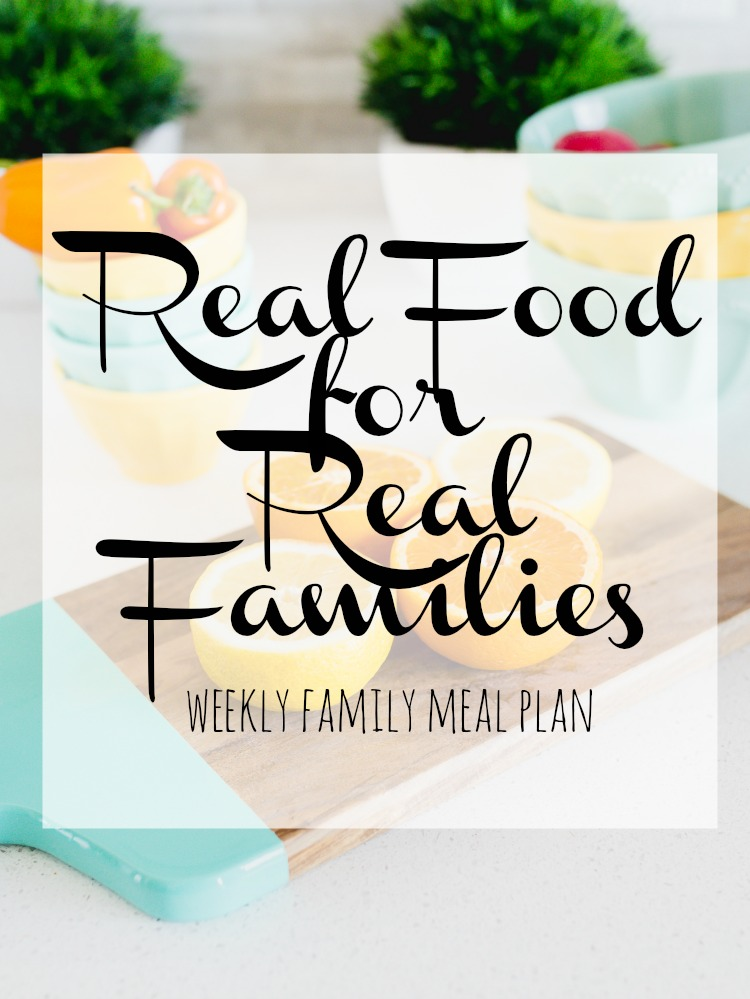 Weekly Family Meal Plan February 19 2018