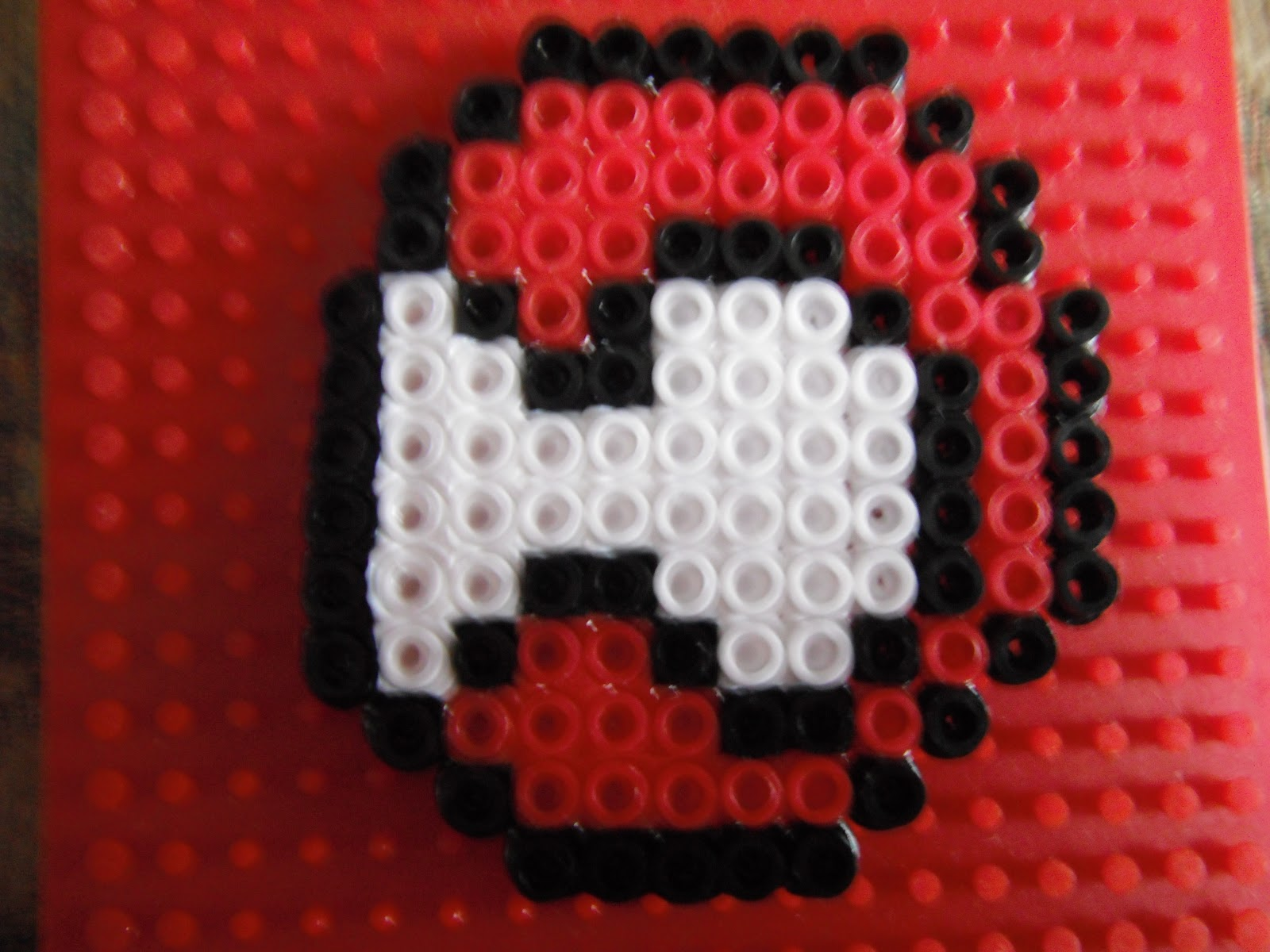 Hama Beads Spiderman: Hama Beads: Spiderman