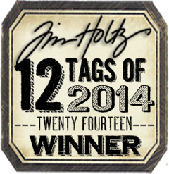 I won for my July Tim Tag!