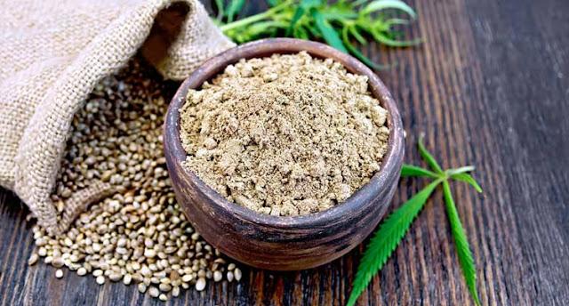 Farina di canapa: Un alimento prodigioso