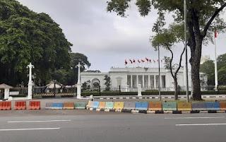Human Error, Pihak Istana Akhirnya Jatuhkan Sanksi Pejabat Penyusun Draf UU Cipta Kerja