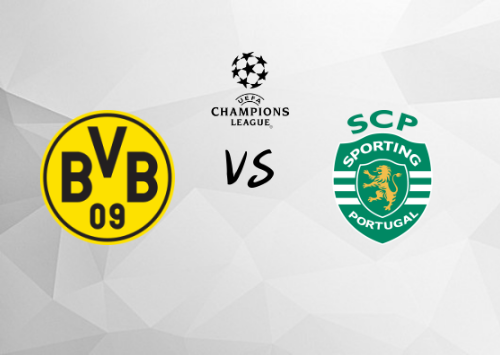 Borussia Dortmund vs Sporting de Lisboa  Resumen y Partido Completo