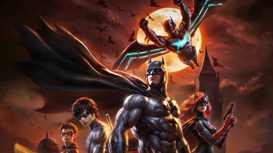 Batman, Bad, Blood, DC, Movie, 4K, #6.2041