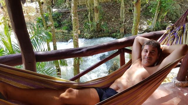 Paraíso Caño Hondo hamaca