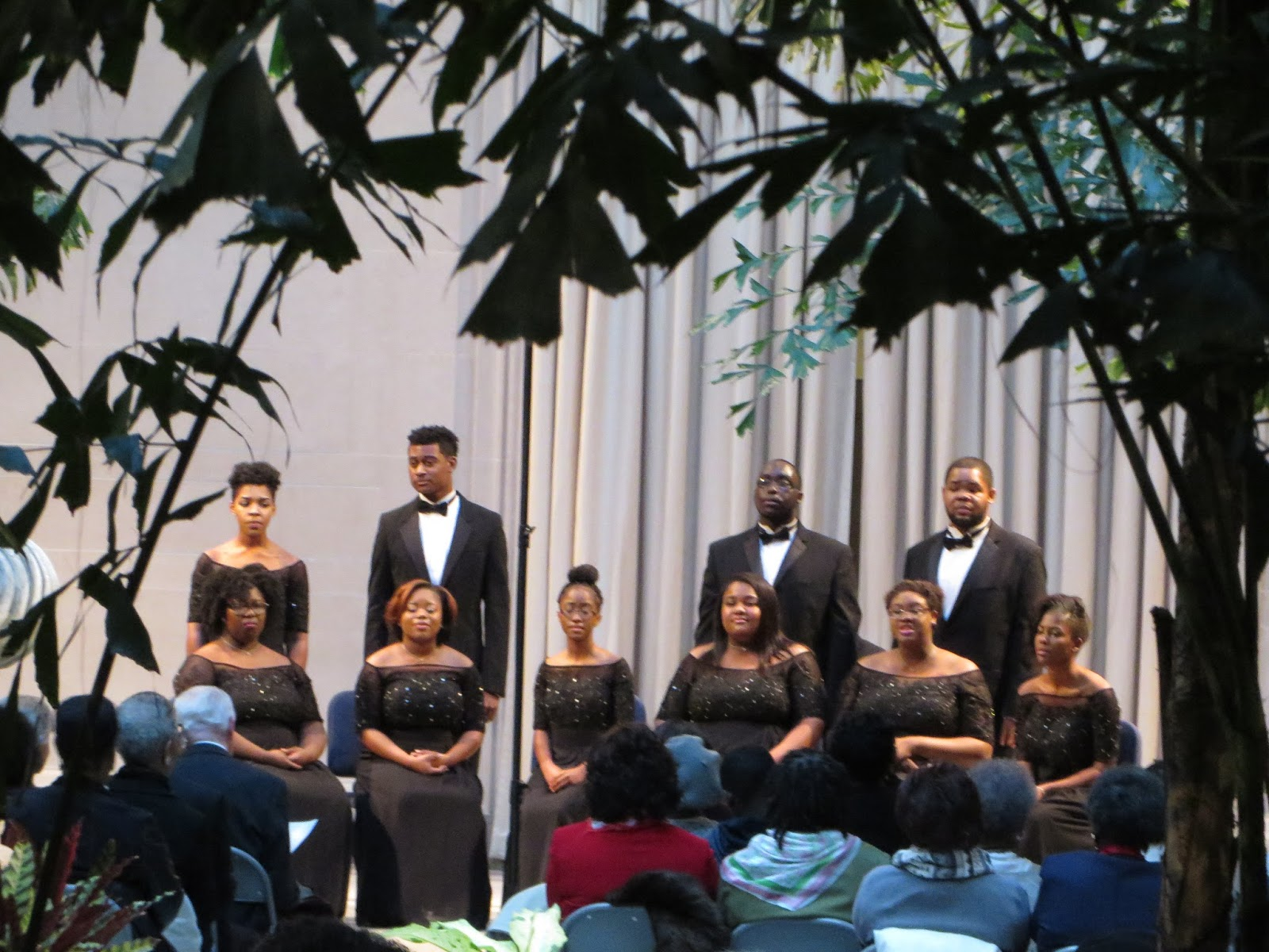 fisk jubilee singers rise shine. the fisk jubilee singers at national gallery of art jan 17 2016photo by patricia leslie rise shine