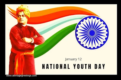 Vivekananda's birthday celebrated image