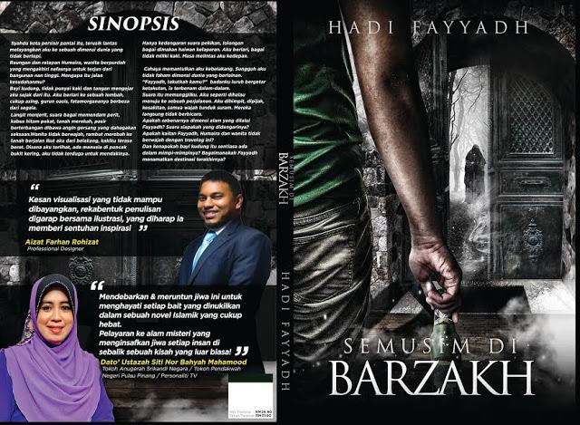 Review Novel Semusim Di Barzakh Ini Blog Yaya