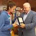 Γιάννης Μπουτίνας: Φανή Τζέλη συγχαρητήρια