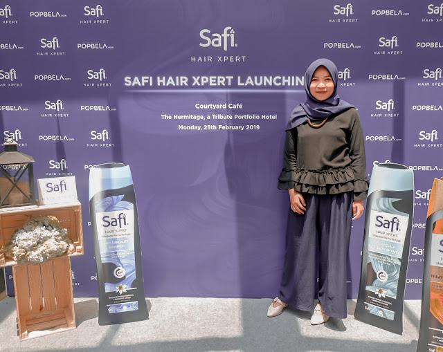 Safi Hair Xpert Launching, Series Shampoo Safi, Shampoo Safi, Jenis sampo Safi, Shampoo anti ketombe safi, shampoo rambut rontok sapi, review shampoo safi, shampoo rambut gatal-gatal, shampoo anti ketombe yang ampuh, Safi, pengalaman pakai safi