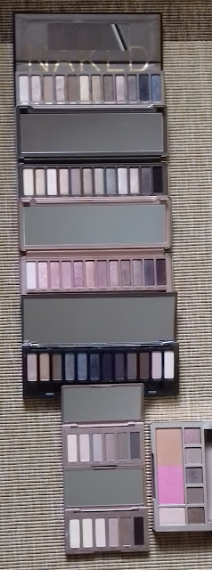 Naked da Urban Decay