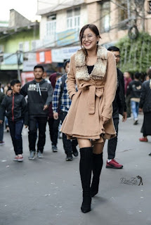 Winter Dress Mizoram