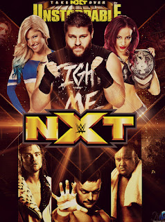 WWE NXT HDTV 480p 8th Jul 2020 300MB