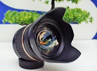Jual Lensa tamron 17-50mm f2.8 For Canon