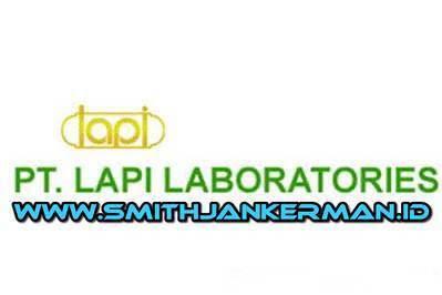 Lowongan PT. Lapi Laboratories Pekanbaru Juli 2018