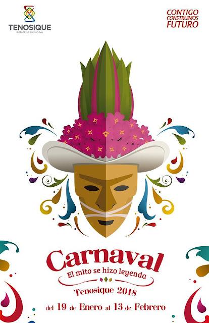 carnaval tenosique 2018