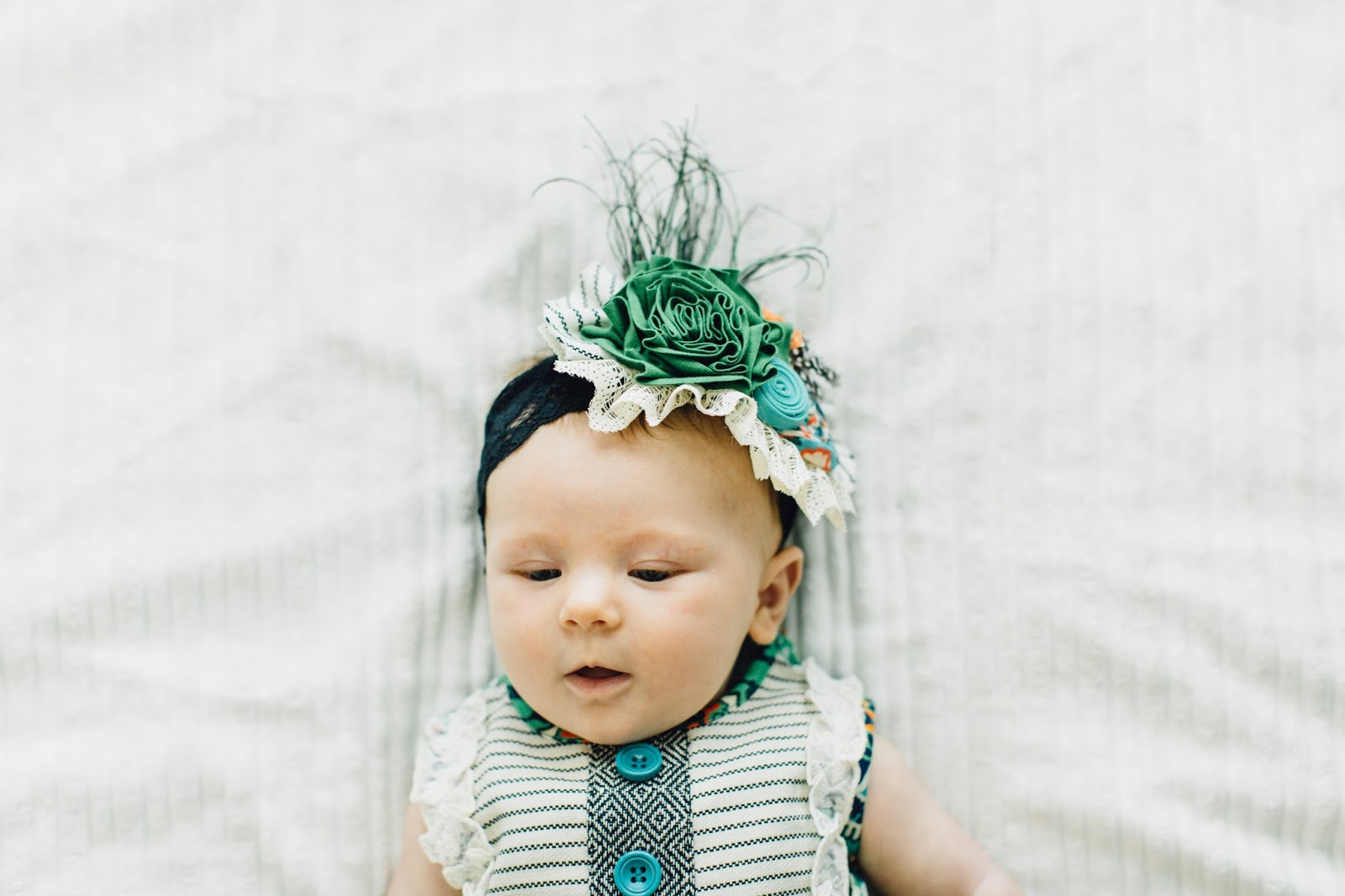 Headband, Baby Headband, Utah Fashion Blogger