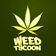 Playstore icon of Kush Tycoon