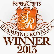 Stamping Royalty 2013 Winner