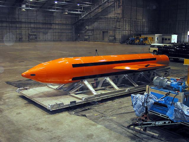 Bom Mẹ GBU-43/B