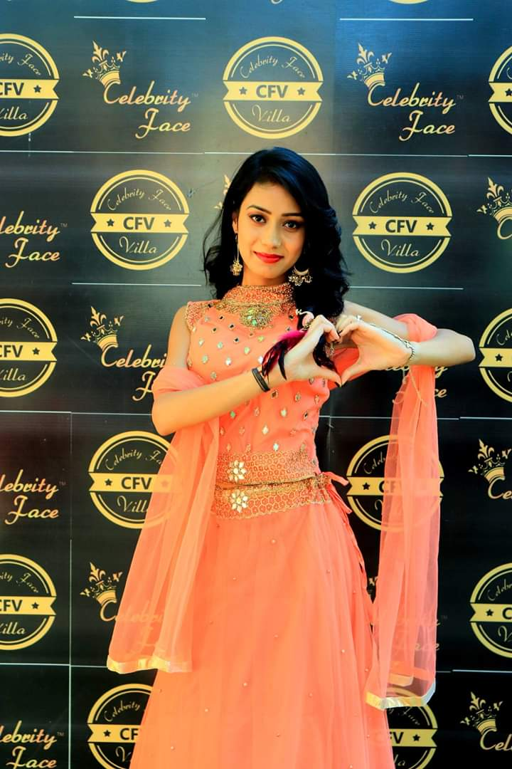 Aditi Khatri Model Actress