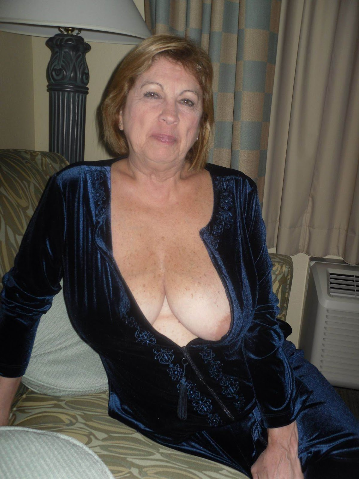 Naked Older Women With Big Boobs