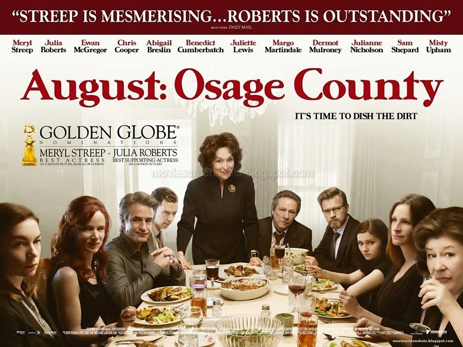 Im August In Osage County Imdb