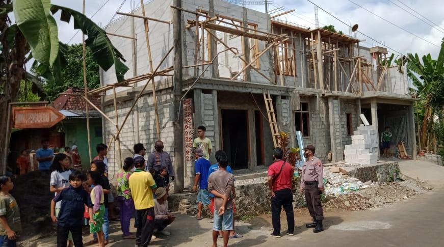 Pekerja Bangunan Tersengat Listrik di Pengadegan, 50 Persen Tubuh Korban Alami Luka Bakar