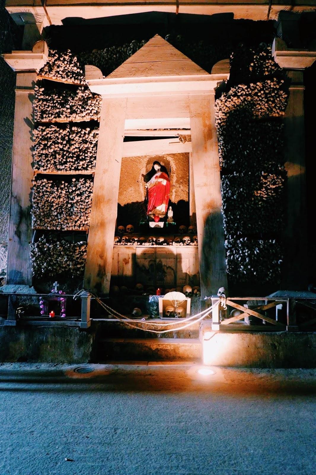 The Cimitero Delle Fontanelle