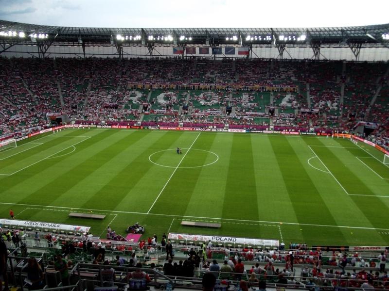 Stadion Stadium Municipal Toulouse Perancis
