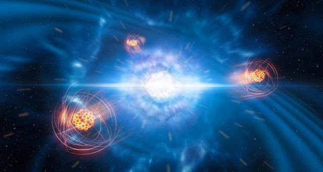 Finally, we have a clearer idea of the formation process of the heavy elements of the Universe