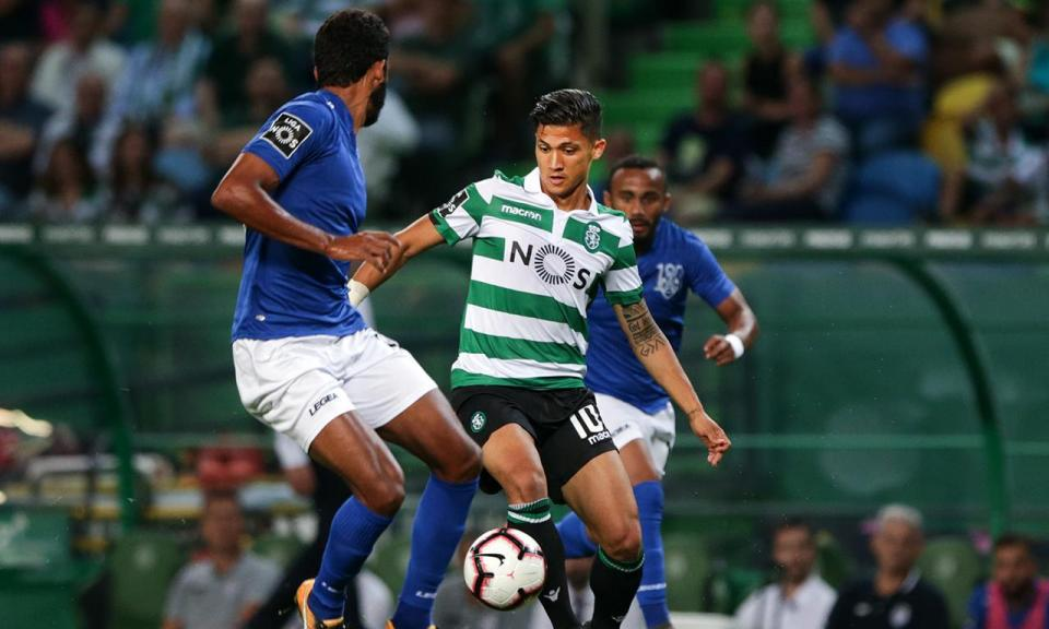 Sporting Feirense: Planète Sporting Clube De Portugal: Liga : Sporting 1-0