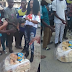 OLAJUMOKE GOES BACK TO HER ROOTS, SELLS BREAD ON THE STREETS