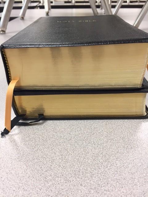 Catholic Bibles: Physical Comparison of The Catholic Study