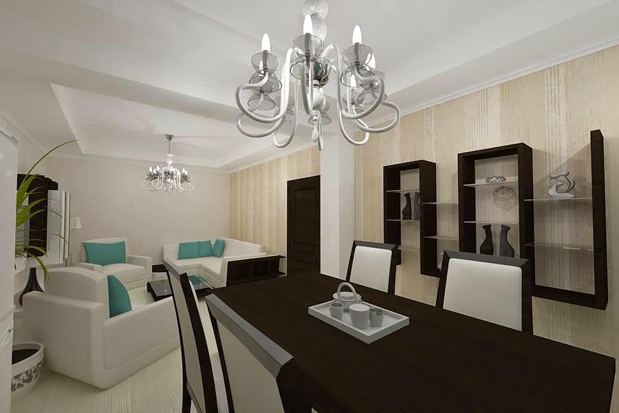 Portofoliu design interior case vile stil modern - Firma design interior Constanta