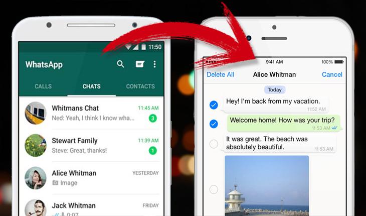 Cómo tener Whatsapp iOS 11 en cualquier Android