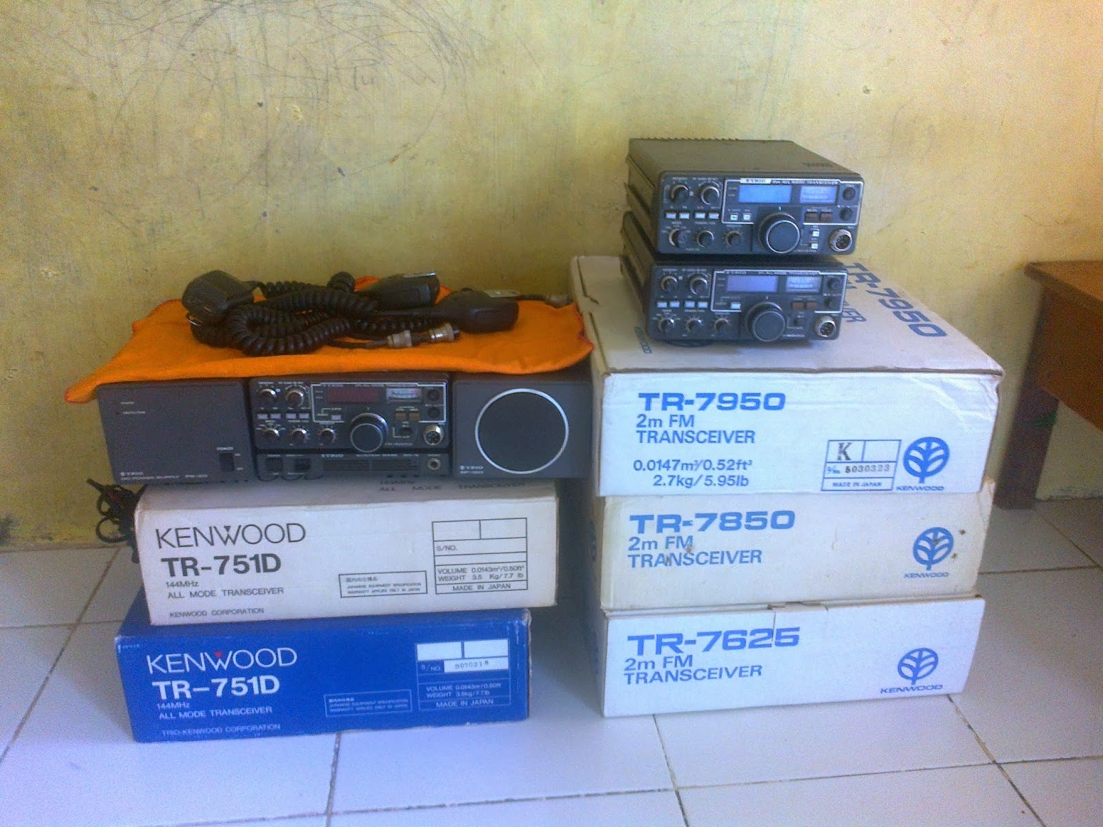 Kenwood 7850 manual