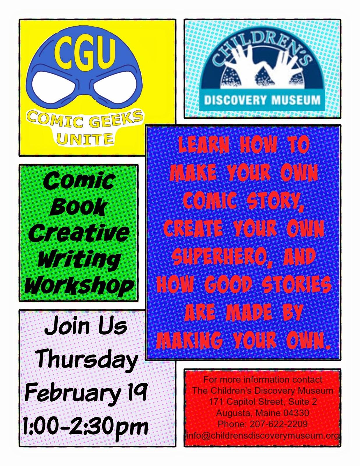 Comic Geeks Unite Tales Of Geekery