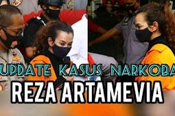 Update Kasus Narkoba Reza Artamevia