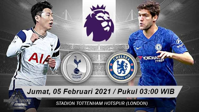 Prediksi Tottenham Hotspur Vs Chelsea