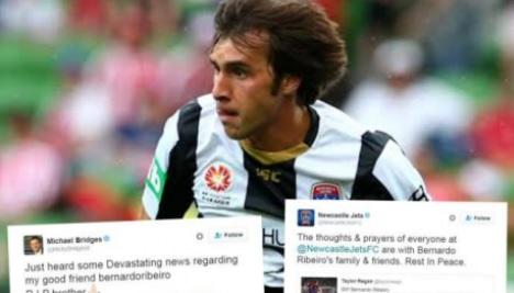 Another tragedy in football, former player of Skanderbeg, Bernardo Ribeiro dies on field