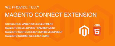 Magento connect extension