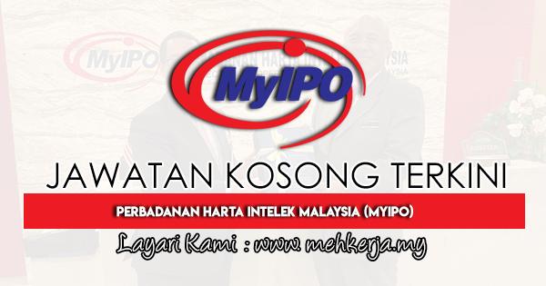 Jawatan Kosong Terkini 2021 di Perbadanan Harta Intelek Malaysia (MyIPO)